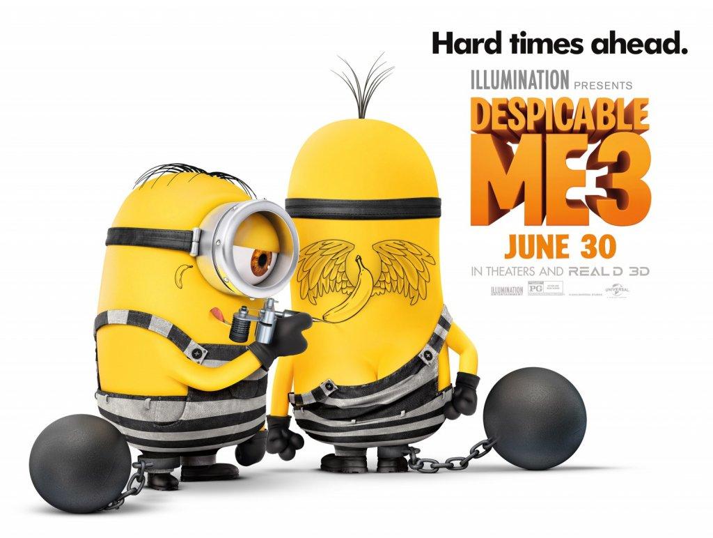 """Despicable Me 3: """"Món ăn"""" ngon lành cho mọt phim hè này"""