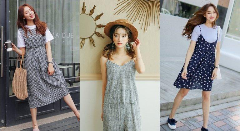 """Xu hướng thời trang """"bánh bèo"""" đậm chất Hàn lên ngôi năm nay"""