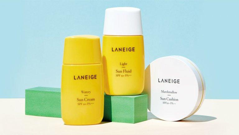 Laneige Sun Care – mỹ phẩm mùa hè dành cho mọi cô gái
