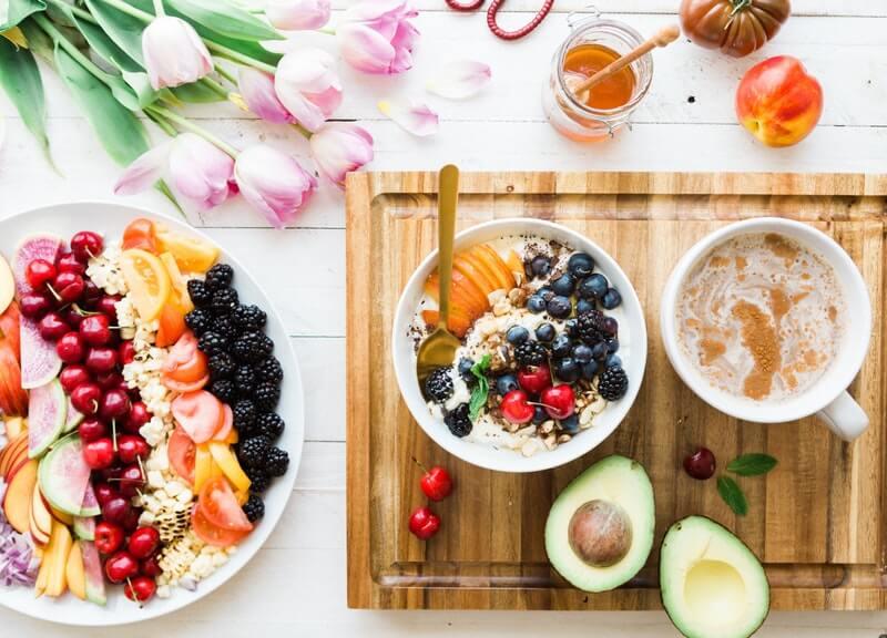 Ăn uống đúng cách để khỏe đẹp nhờ 6 trang Instagram sau