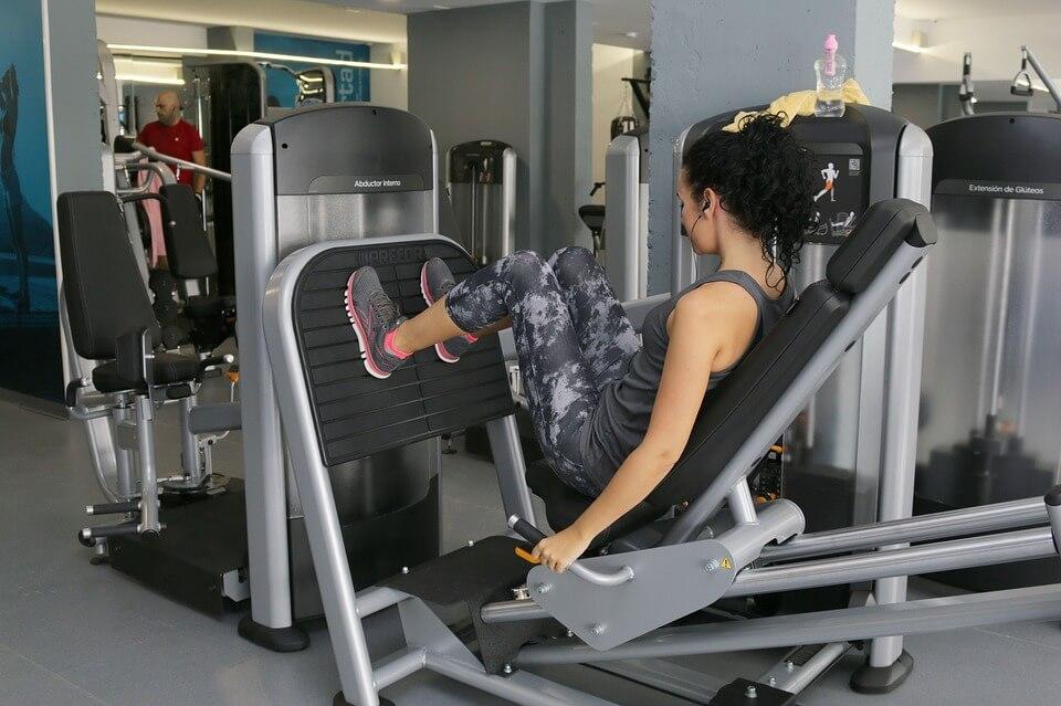 Con gái nên biết những điều này để tự tin đến phòng gym