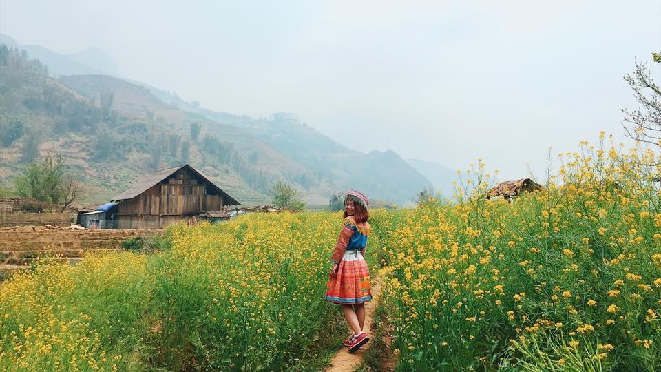 Mùa xuân du lịch Sapa không thể bỏ qua những địa điểm này (Phần 1)