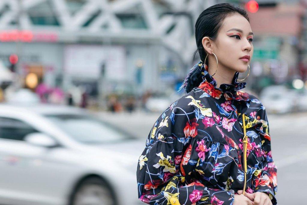 Ngắm nghía street style của sao Việt tại Seoul Fashion Week