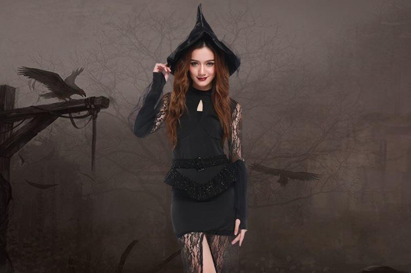 Gợi ý liền tay những kiểu váy cá tính cho bạn gái ngày Halloween
