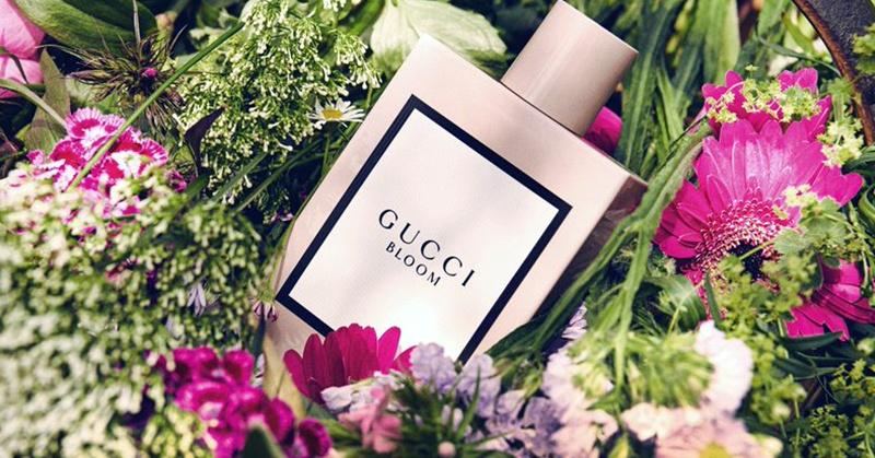 Kết quả hình ảnh cho Nước Hoa Nữ Gucci Bloom