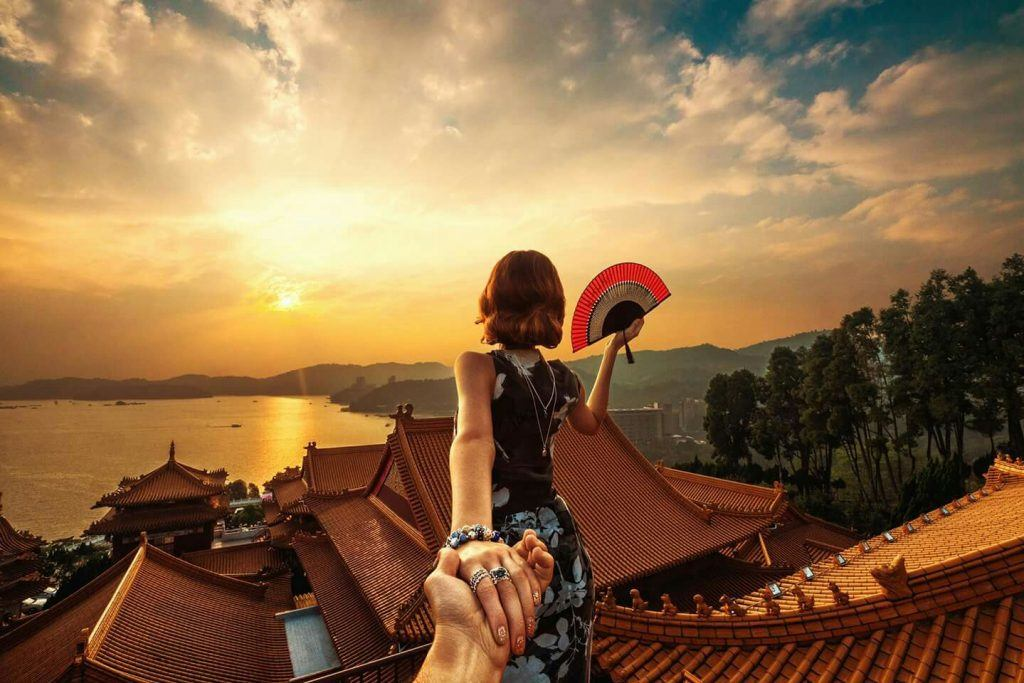 Đã đi du lịch tới Đài Loan thì con gái nên sắm sửa những gì?