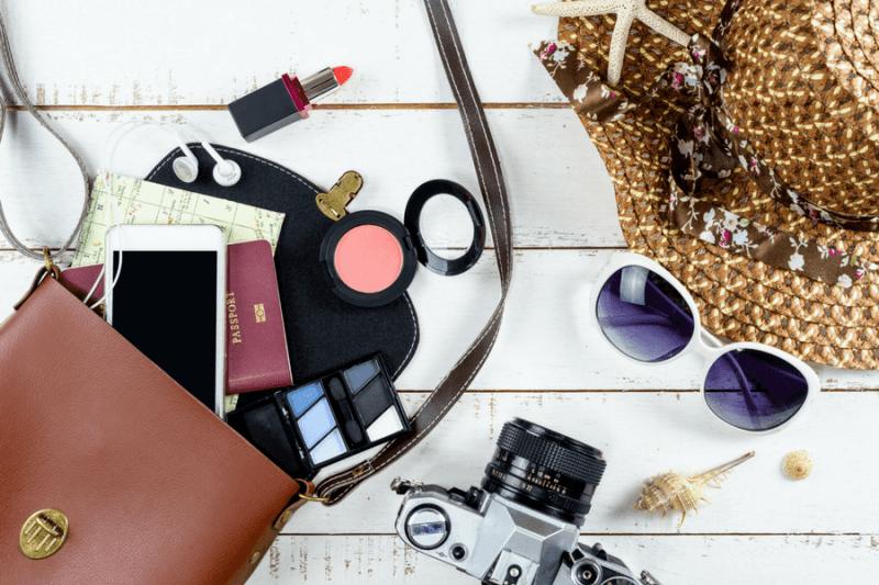 Những bí kíp để bảo quản mỹ phẩm an toàn trong chuyến du lịch