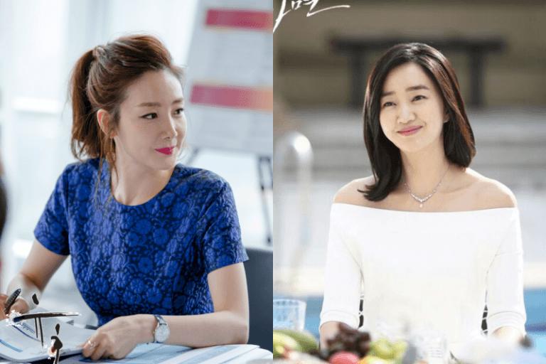 Xem cách diện quần áo của giới nhà giàu Hàn Quốc trong phim (Phần 1)