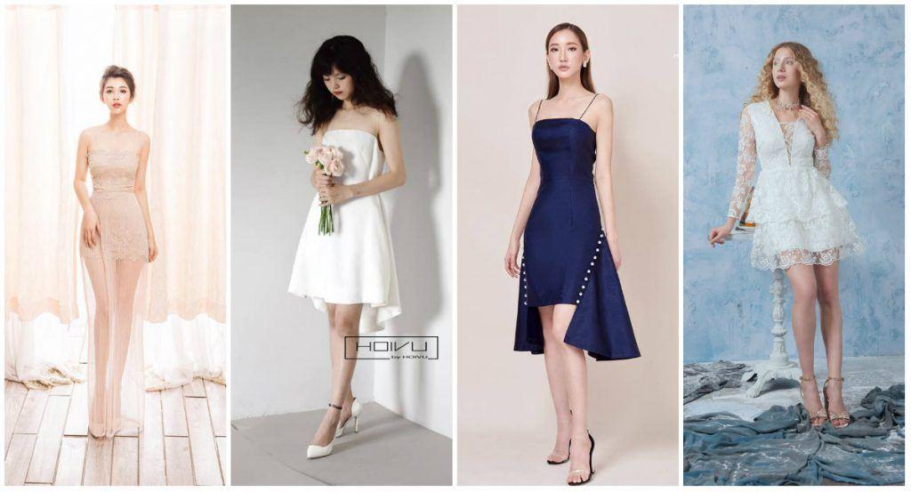 Cần tìm mua váy đi tiệc, cứ 4 shop thời trang này thẳng tiến! (Phần 1)