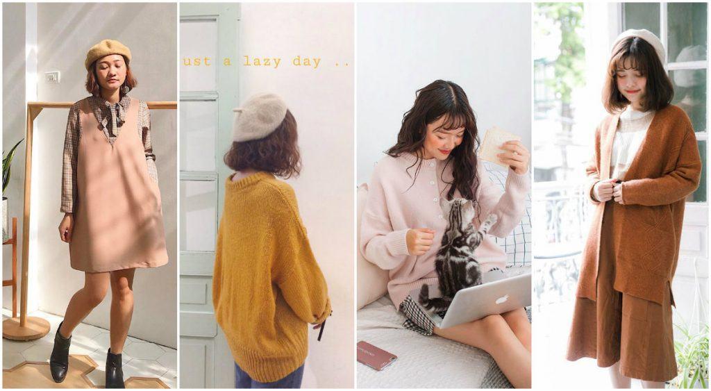 """Giới trẻ Sài Gòn """"lủng ví"""" nặng vì 6 shop thời trang ngập tràn đồ len"""