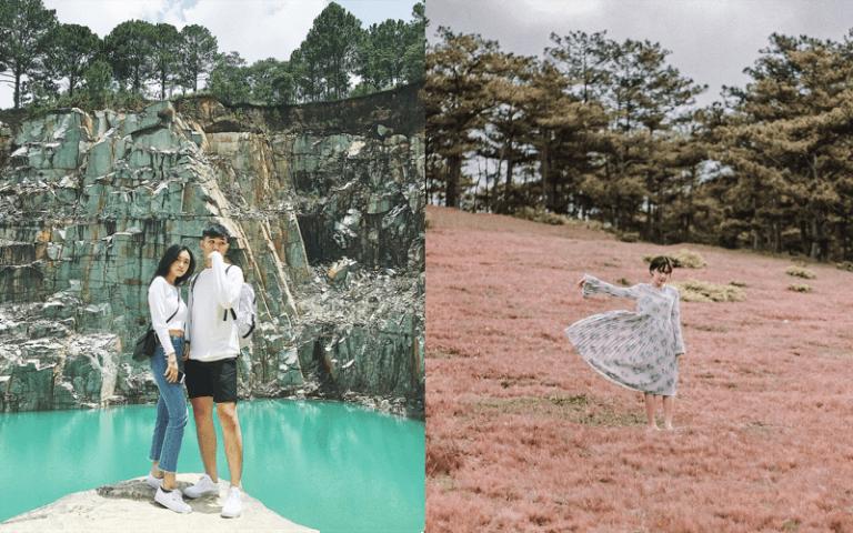 """Thêm 4 điểm chụp hình """"sống ảo"""" khi du lịch Đà Lạt mùa đông năm nay"""