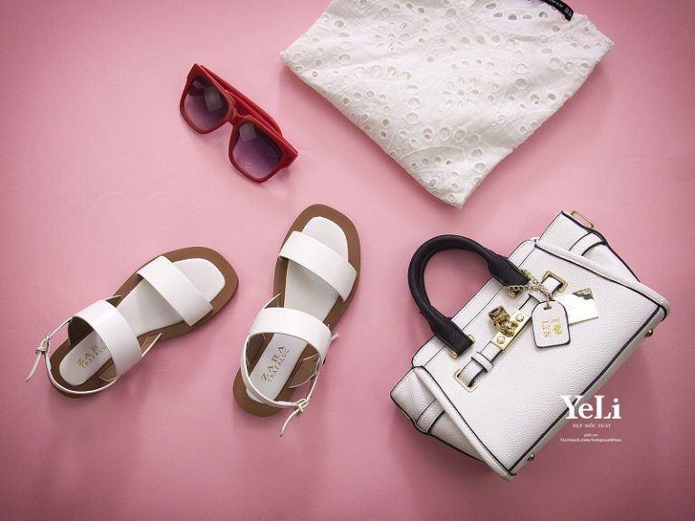 Các bước đơn giản để bảo quản đôi giày sandal bằng da luôn như mới