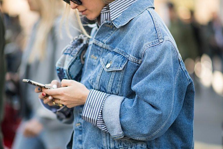 Cá tính cùng 1001 kiểu mix đồ với áo khoác jeans thời trang (Phần 1)
