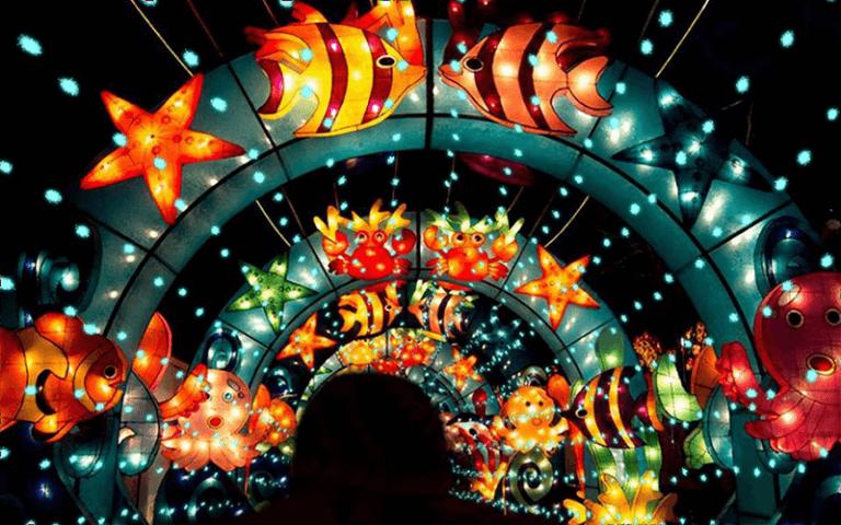 Check in sống ảo tại lễ hội ánh sáng hoành tráng nhất Việt Nam