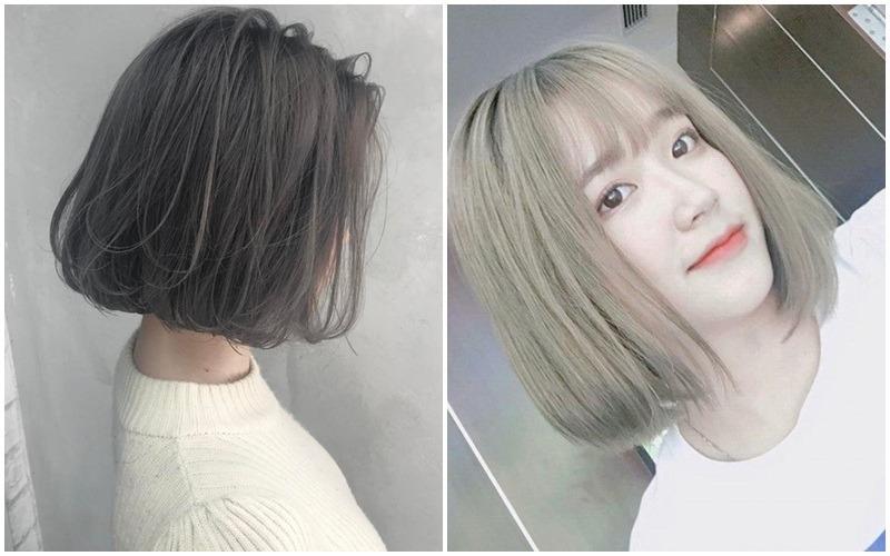 Đây là những trường hợp nên tránh nhuộm tóc màu khói