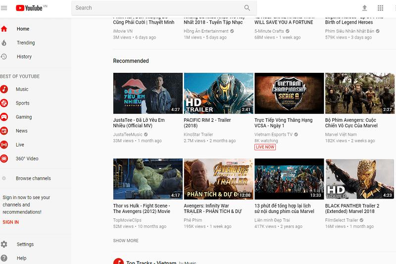 Cách tải phim HD từ Youtube dễ nhất – các mọt phim đã biết chưa?