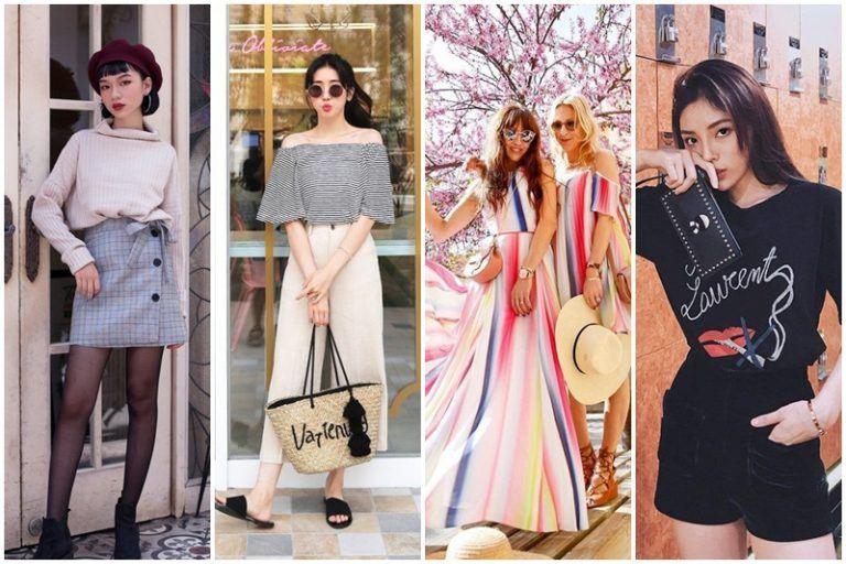 Điểm lại những xu hướng thời trang hot nhất năm 2017