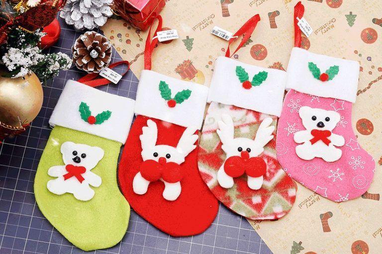 Truy tìm những shop bán tất đẹp làm quà tặng Giáng sinh