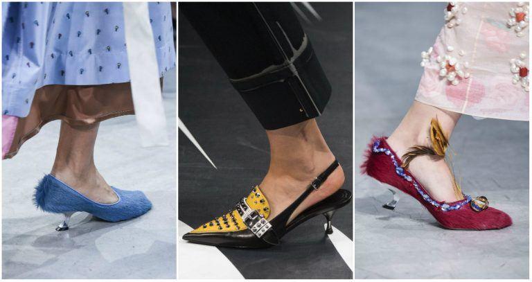 """Dự đoán xu hướng giày dép sẽ """"lên ngôi"""" trong năm 2018"""