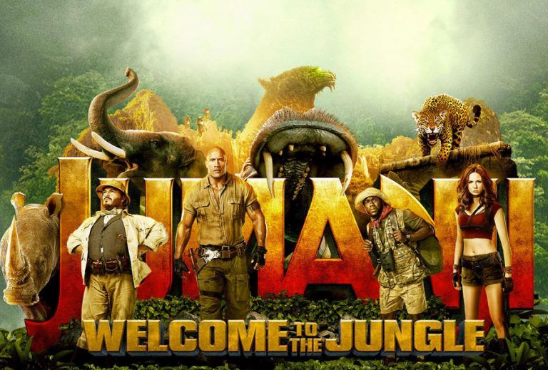 """Jumanji: Welcome To The Jungle"": phim hay hơn kỳ vọng rất nhiều"