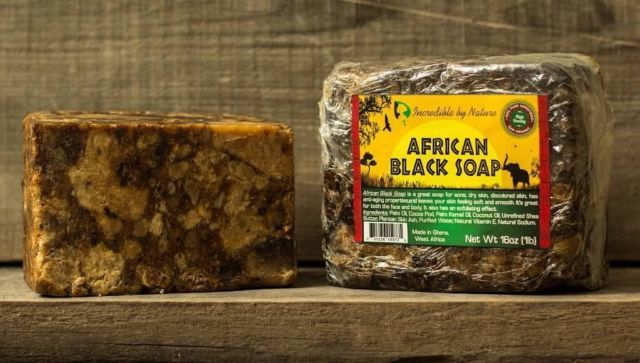Incredible By Nature African Black Soap Ebay