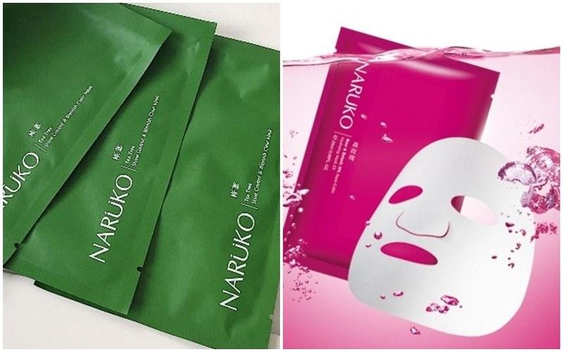 Review các loại mặt nạ Naruko dưỡng da đang gây sốt hiện nay