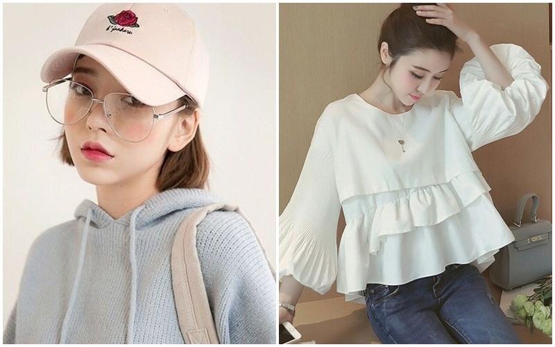 Đâu ngờ các xu hướng thời trang Hàn này vẫn thống trị đến tận năm 2018