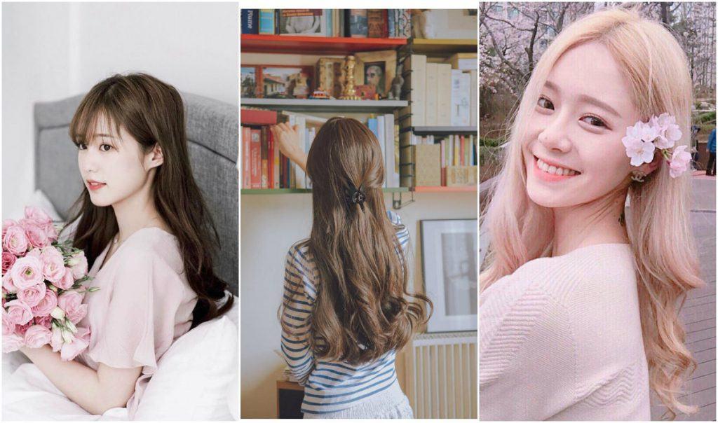 Học lỏm ulzzang Hàn Quốc các kiểu tóc đẹp diện năm mới