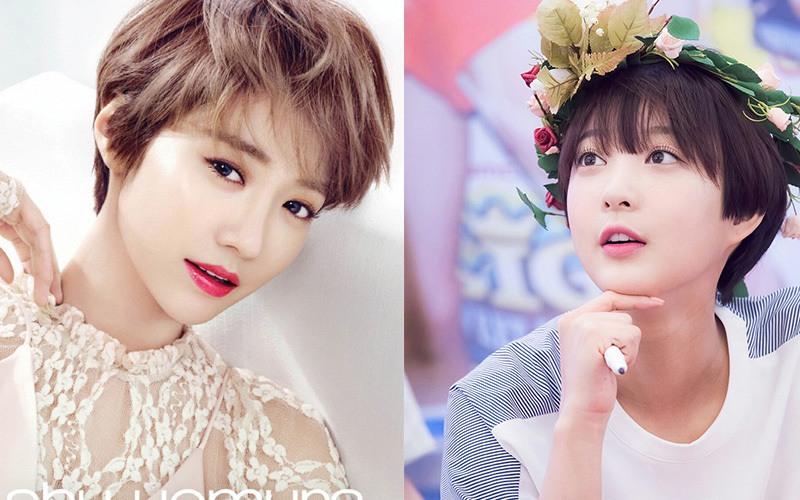 """""""Hội mê tóc ngắn tomboy"""" phải học hỏi ngay 4 người đẹp xứ Hàn này!"""