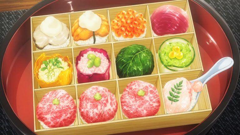 """3 bộ anime """"thần sầu"""" về ẩm thực mà các tín đồ ăn uống không nên bỏ lỡ"""