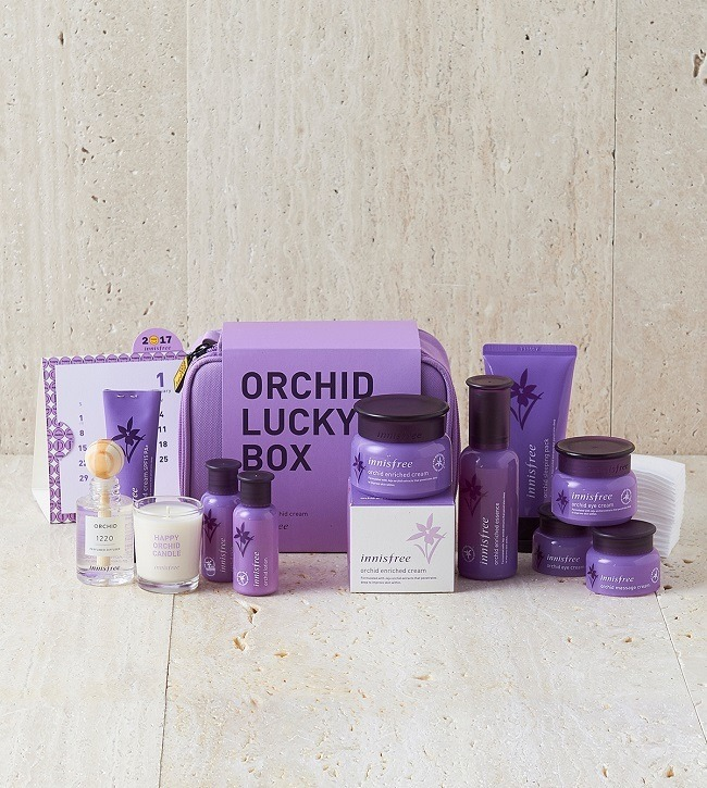 cham-soc-da-toan-dien-voi-innisfree-jeju-orchid-enriched-cream-2018-lucky-box-2