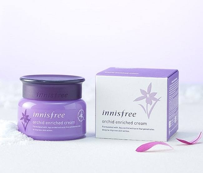 cham-soc-da-toan-dien-voi-innisfree-jeju-orchid-enriched-cream-2018-lucky-box-5