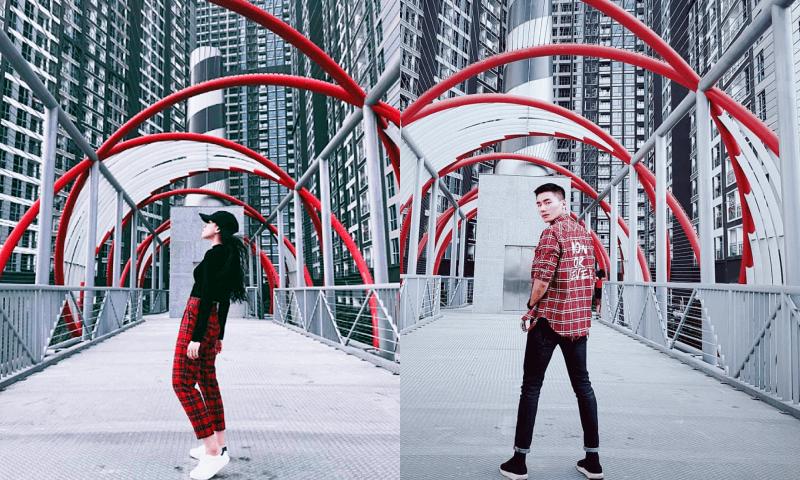 """4 địa điểm chụp hình #ootd mới và cực """"chất"""" tại thành phố Hồ Chí Minh"""