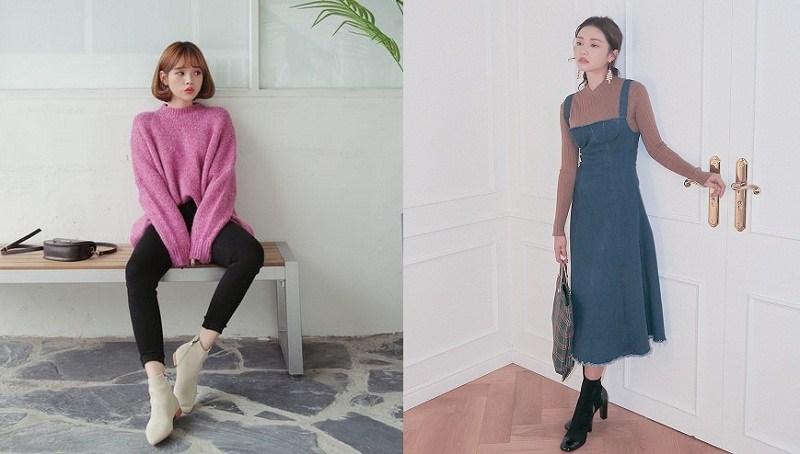 Ankle boots – một item thời trang siêu cưng cho Tết vừa ấm vừa xinh