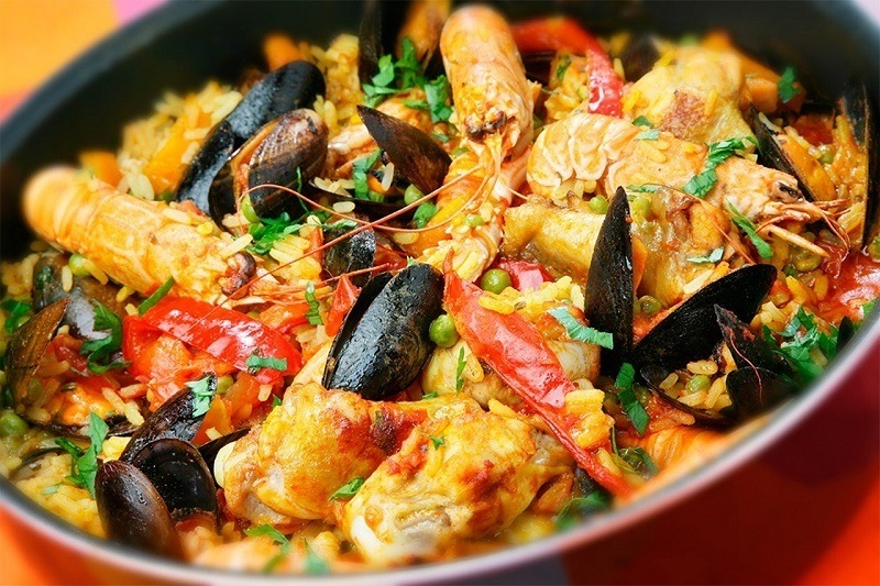 Tây Ban Nha và nền ẩm thực độc đáo đáng để thử một lần trong đời