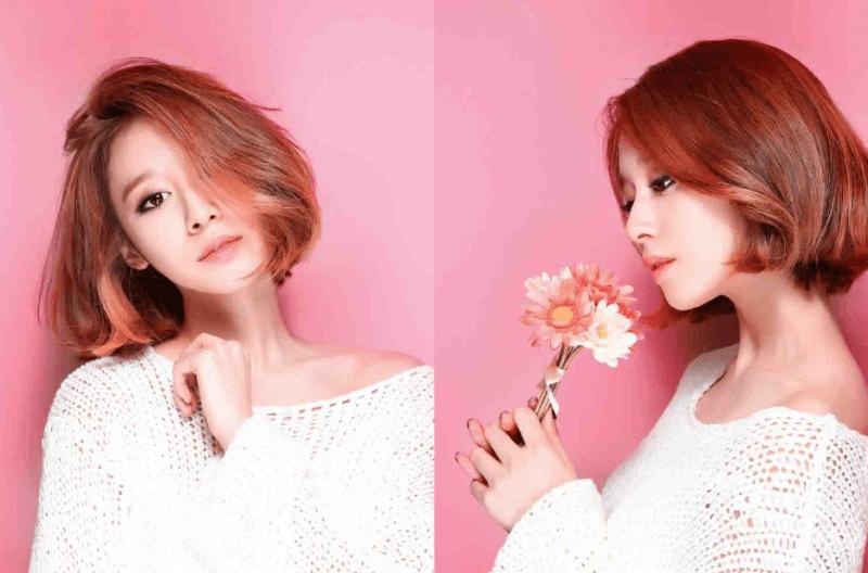 Những màu tóc được sao nữ Hàn chuộng nhất trong đầu năm 2018