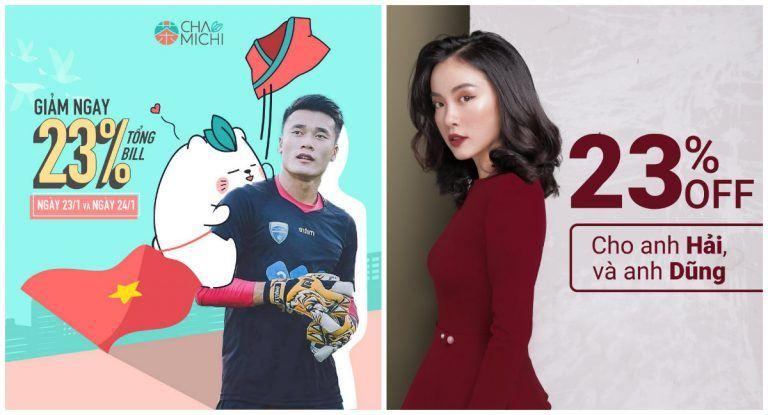 U23 Việt Nam chiến thắng, hàng loạt cửa hàng mở ưu đãi khủng