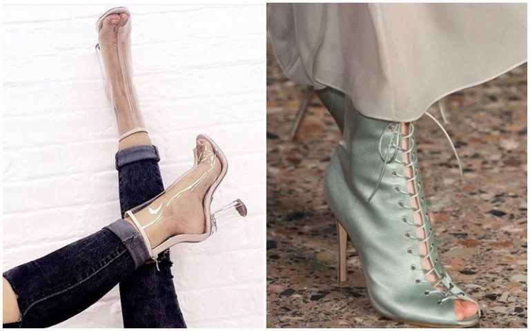 Cập nhật ngay những mẫu giày đẹp dẫn đầu xu hướng năm 2018