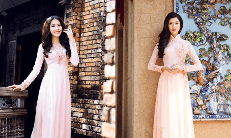 Gợi ý 3 gam màu áo dài phù hợp nhất cho cô dâu trong dịp đám hỏi