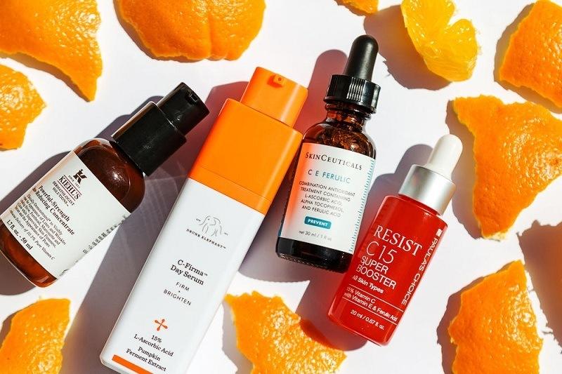 Nghệ thuật dưỡng da hiệu quả với thành phần vitamin C