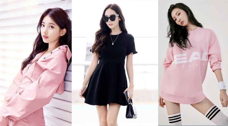 Showbiz Hàn có 7 cô gái diện quần áo kiểu gì cũng thành xu hướng