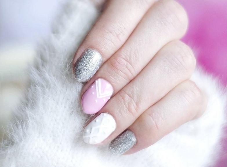 Thêm nhiều gợi ý mẫu sơn móng tay đẹp cho nàng đón Valentine ngọt ngào