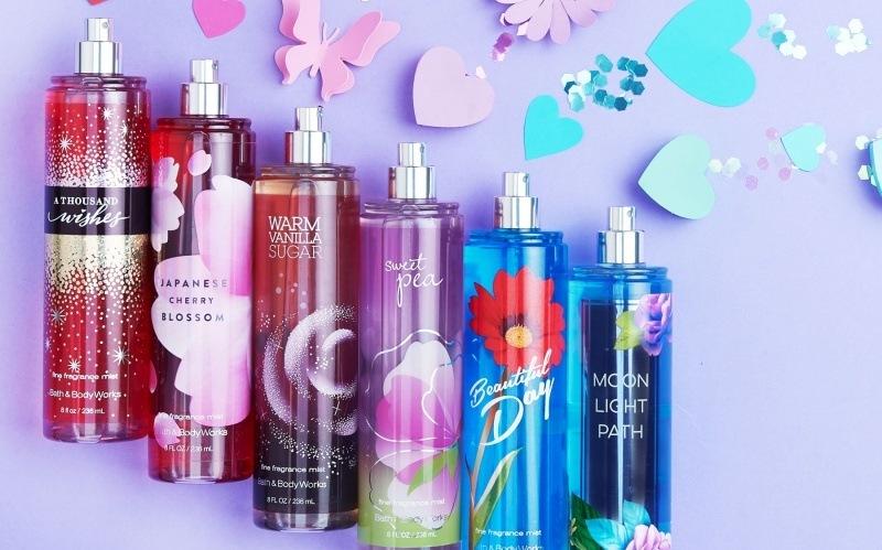 10 hương thơm của Bath & Body Works mà con gái ưa thích nhất (Phần 1)