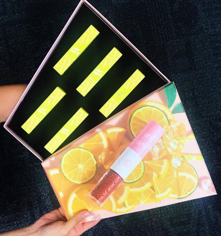 Review son Lemonade Perfect Couple Lip của Quách Ánh