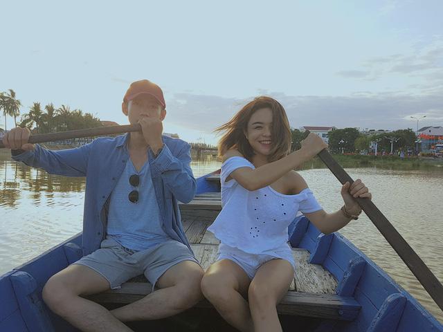 Quang Đăng - Thái Trinh, cặp đôi ngọt ngào khiến bạn phải ghen tị