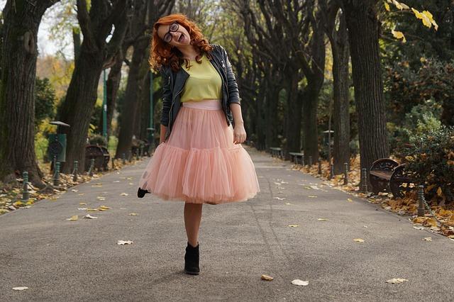 Thay đổi phong cách công chúa kẹo ngọt với chân váy tulle