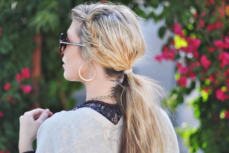 Trẻ trung cùng 5 kiểu tóc đuôi ngựa cá tính trong mùa hè