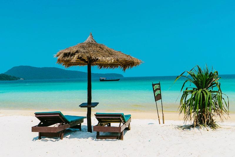 Koh Rong Samloem, điểm đến mới cho dân mê du lịch