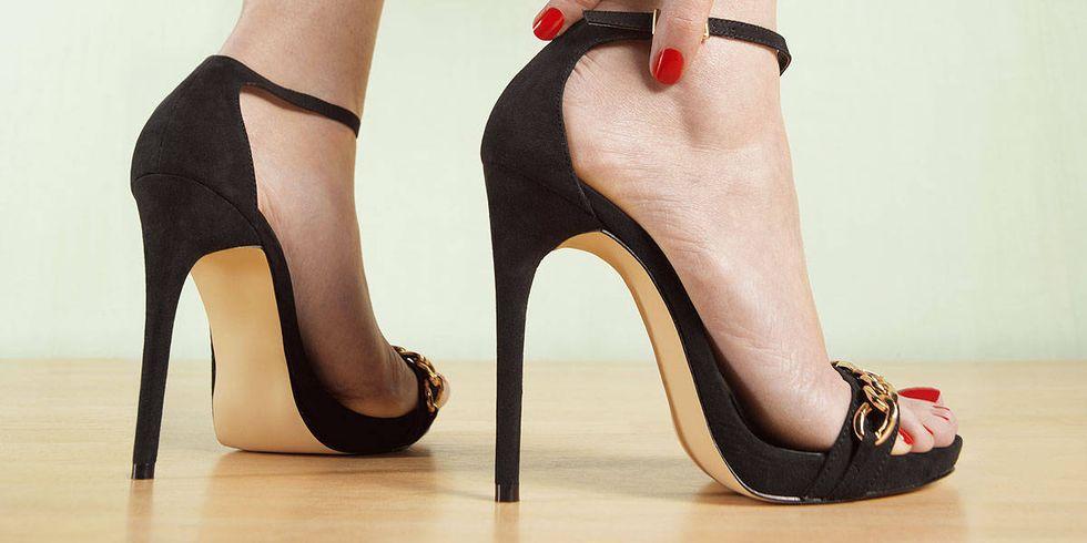 Bạn đã thực sự biết đi giày cao gót đúng cách chưa?