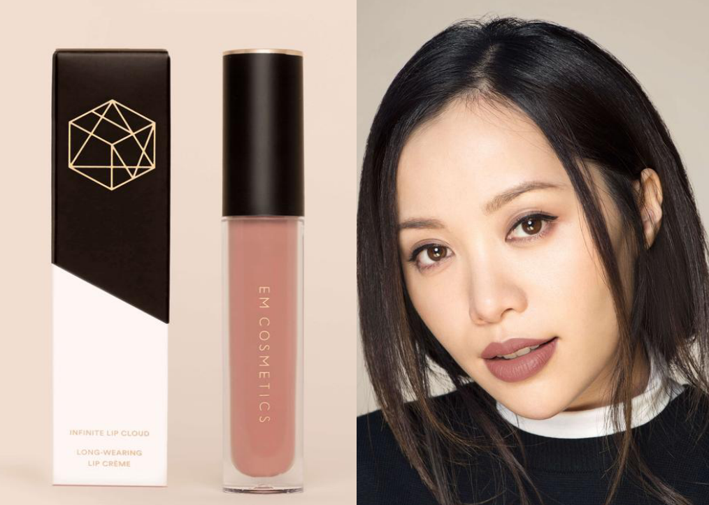 Michelle Phan ra mắt bộ sưu tập son kem chất lượng, giá mềm